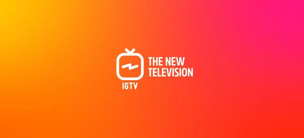 Instagram vai começar a mostrar vídeos da IGTV diretamente na sua timeline