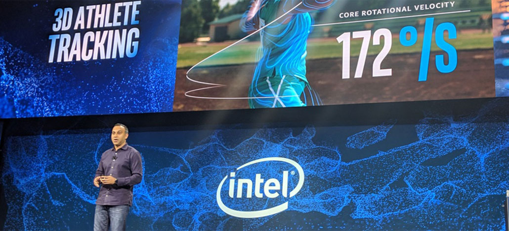 Mirando nas Olimpíadas de 2020, Intel e Alibaba apresentam IA para atletas na CES 2019
