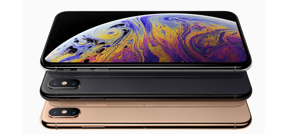 iPhone Xs e Xs Max trazem tecnologia de cartão SIM que permite usar dois números com um chip