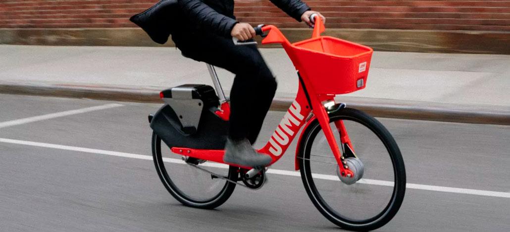 Uber compra empresa de aluguel de bicicletas Jump Bikes por US$ 100 milhões