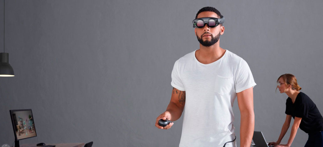 Headset de realidade aumentada Magic Leap One chega ao mercado ainda este ano