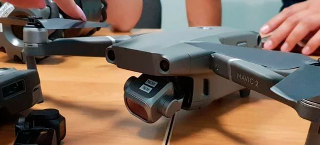Vaza imagem do Mavic Pro 2, o próximo drone a DJI [Rumor]