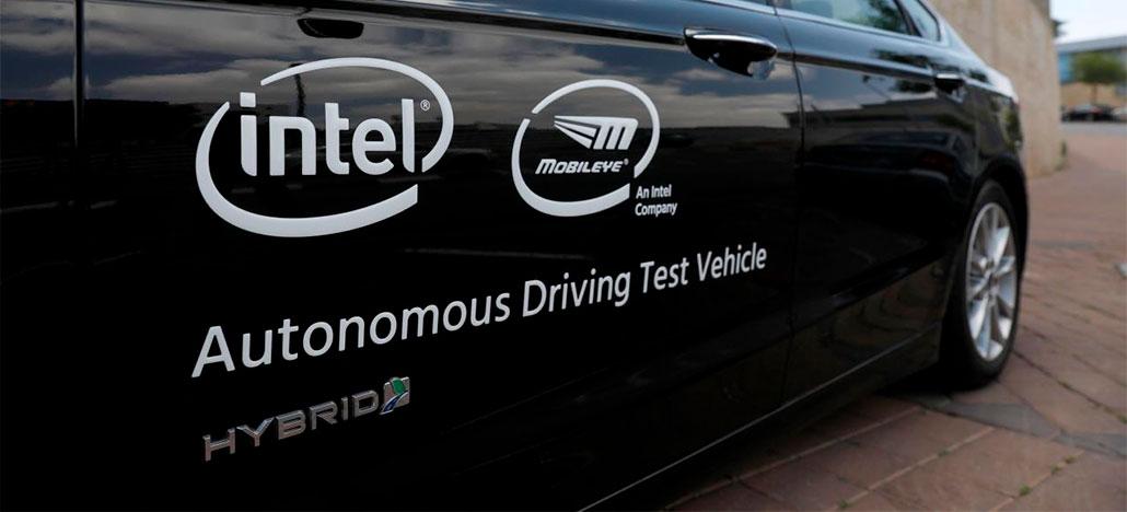 Mobileye, da Intel, vai oferecer tecnologia autônoma para 8 milhões de carros