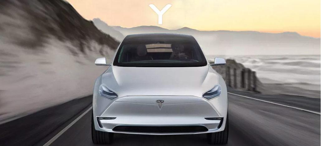 Tesla confirma data de lançamento para o Model Y: dia 14 de março