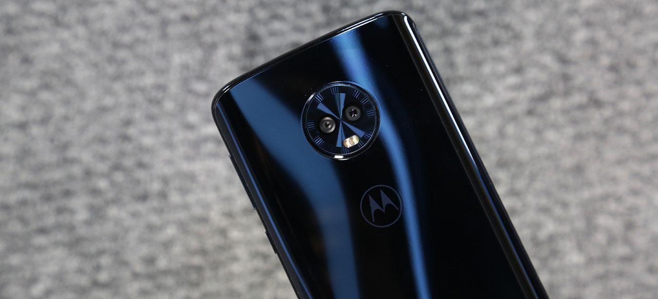 a97620c33 Análise  Motorola Moto G6 Plus