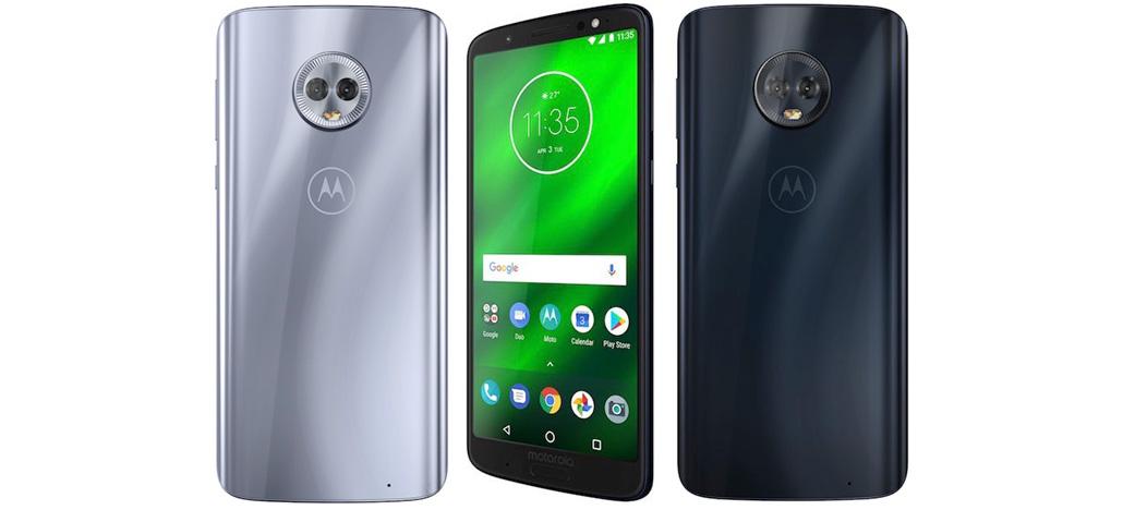 dcaf4fefa Motorola apresenta nova linha Moto G6 com 3 smartphones diferentes ...