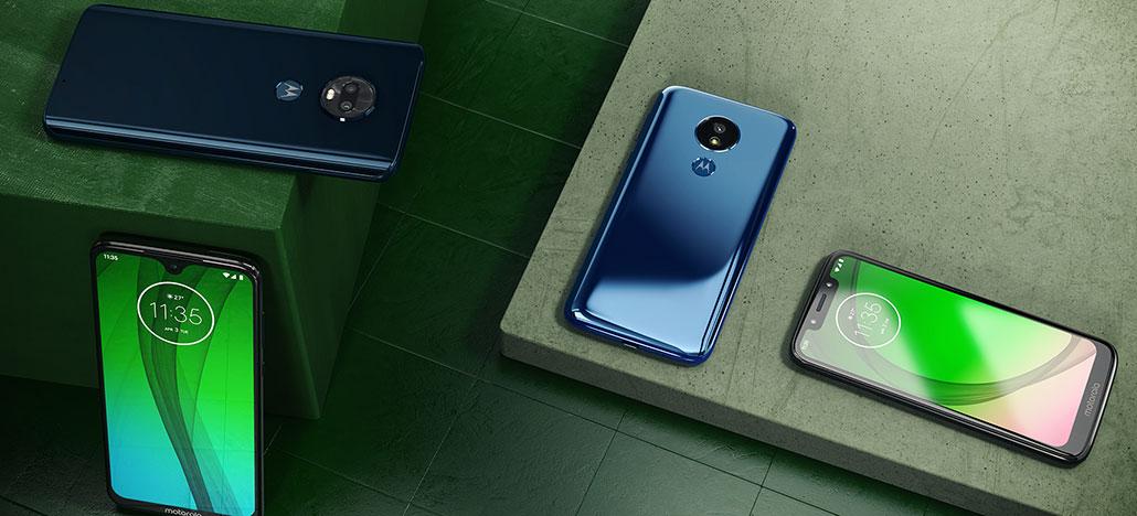 ea779c1ed Motorola apresenta oficialmente linha Moto G7 com 4 modelos à partir de R   999