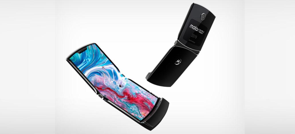 Motorola Razr 2019 teria tela de 6,2 polegadas com notch para alto-falante [Rumor]