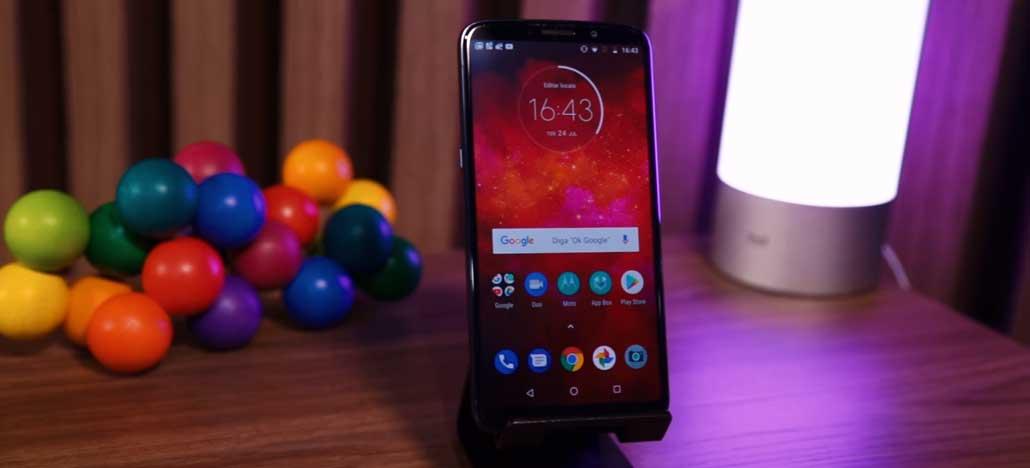 Análise em vídeo: Motorola Moto Z3 Play