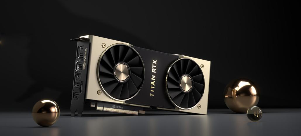 Titan RTX entra no site da Nvidia com valor sugerido de US$2.499