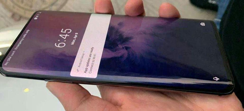 OnePlus 7: especificações vazadas apontam câmera tripla com 48 MP e tela de 6,67 polegadas