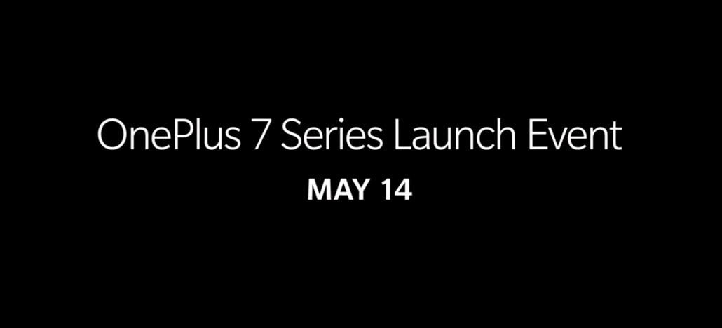 OnePlus 7 tem data do evento de lançamento confirmada para o dia 14 de maio