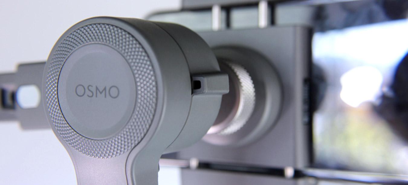 Análise: DJI Osmo Mobile 2 - Estabilizador de filmagem para smartphones