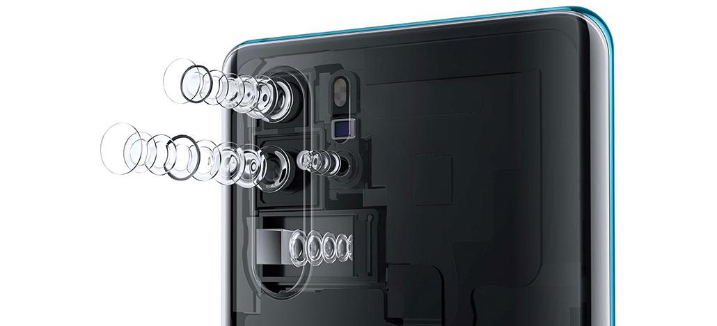 Huawei P30 Pro ganha update com modo de câmera dual-view