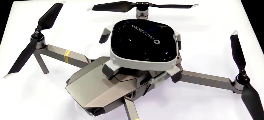 ParaZero anuncia sistema de paraquedas para drones DJI Phantom e Mavic Pro