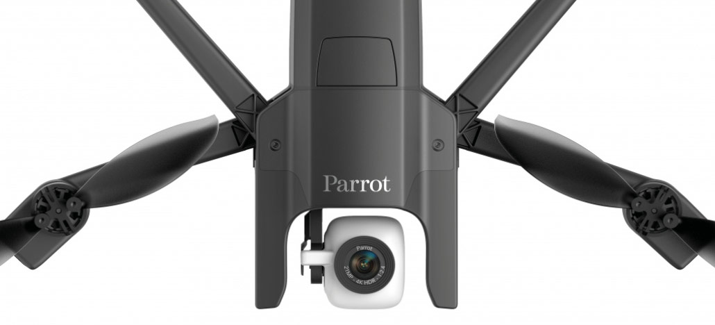 Parrot anuncia seu novo drone, o ANAFI Thermal, com câmera termográfica da Flir