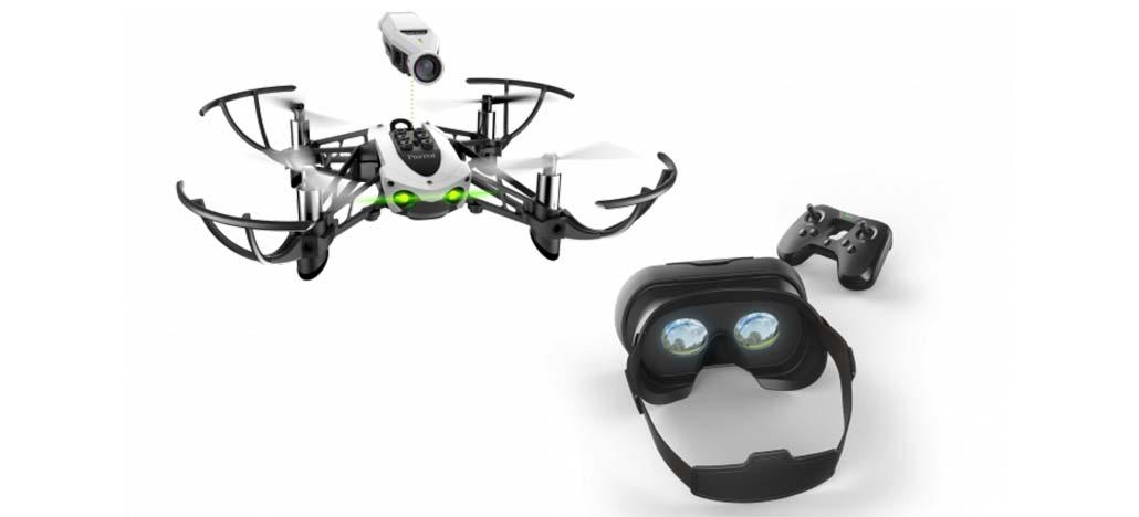 Parrot não vai encerrar sua divisão de drones para consumidores [ +UPDATE]