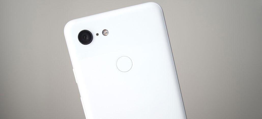 Google Pixel 4 XL aparece em vazamento com câmera dupla integrada na tela [Rumor]