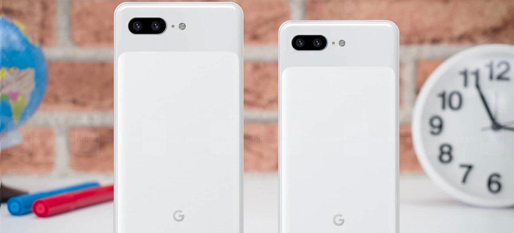 Google Pixel 4 e 4 XL devem chegar sem botões e com câmera integrada na tela [Rumor]