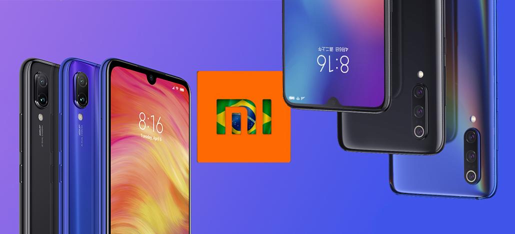 Promoção: Xiaomi anuncia ação de lançamento no Brasil com Mi 9 e Redmi Note 7 mais baratos