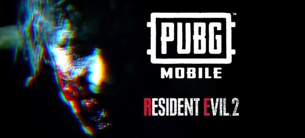 Atualização do PUBG Mobile com modo zumbi de Resident Evil 2  chegará dia 19 de fevereiro