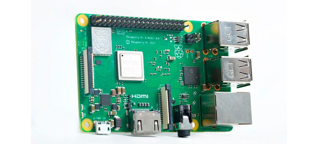 Raspberry Pi 3 B+ é lançado com melhorias e mesmo preço do antecessor