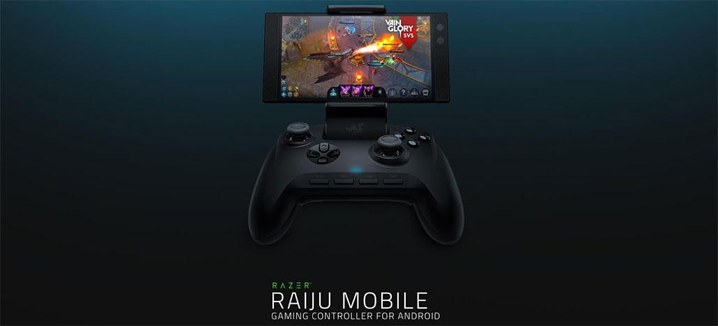 Razer lança controle Raiju Mobile para smartphones Android
