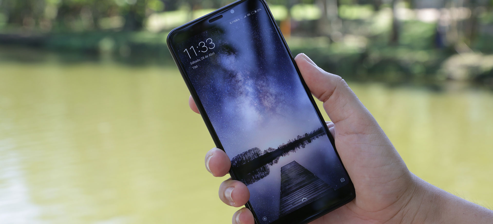 Anlise Xiaomi Redmi 5 Plus Mundo Conectado 3gb 32gb Black