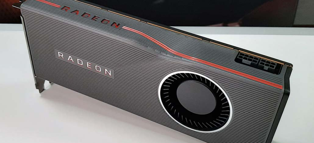 AMD apresenta placas de vídeo de alto desempenho RX 5700 e RX 5700XT