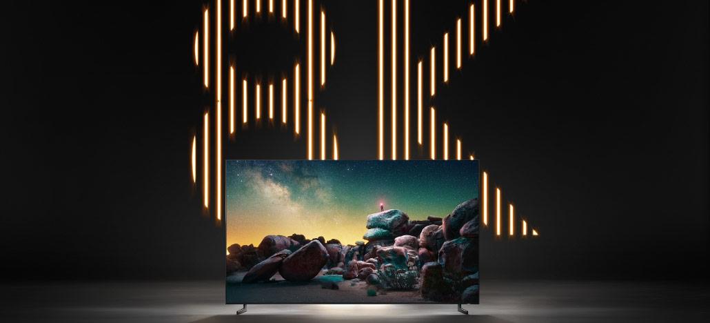 Metade das TVs 8K em 2019 serão da Samsung, segundo CEO da empresa