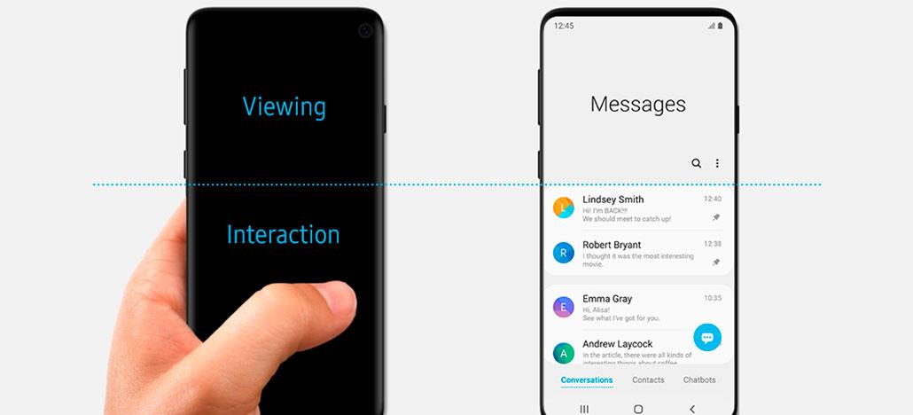 Post no próprio blog da Samsung pode ter revelado design do Galaxy S10 sem querer