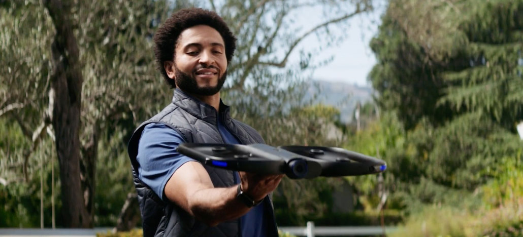 Agora é posssível controlar o drone Skydio R1 usando seu Apple Watch
