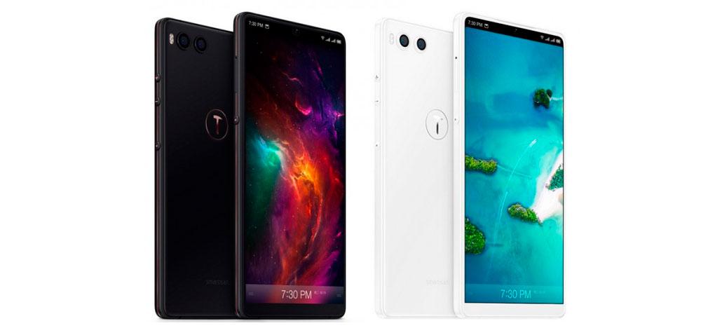 Smartisan R1 é o smartphone que possui até 1TB de armazenamento