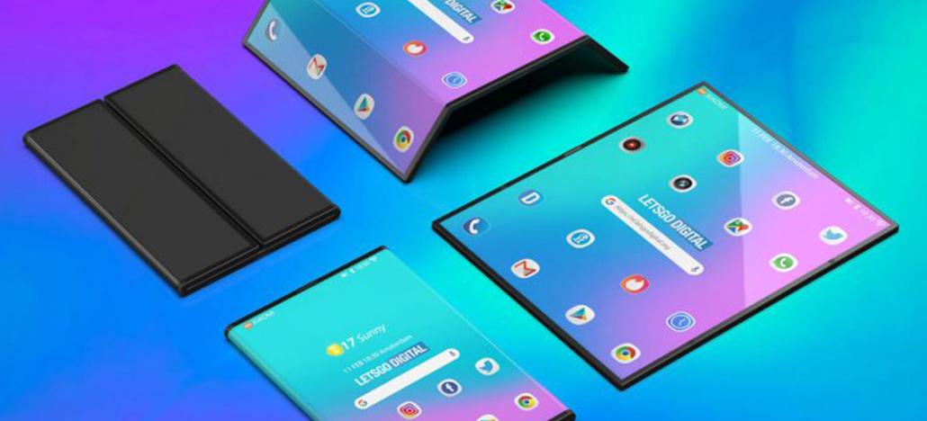 Renderizações 3D do smartphone dobrável da Xiaomi são divulgadas