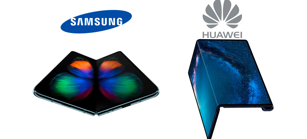 Executivo da Samsung fala sobre as vantagens do design do Galaxy Fold sobre o Mate X