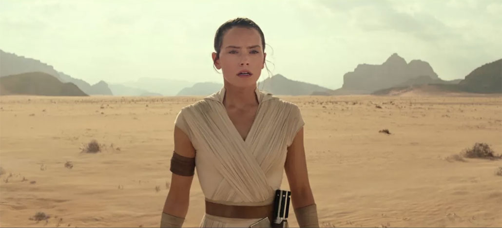Primeiro trailer de Star Wars: The Rise of Skywalker faz Twitter quebrar momentaneamente