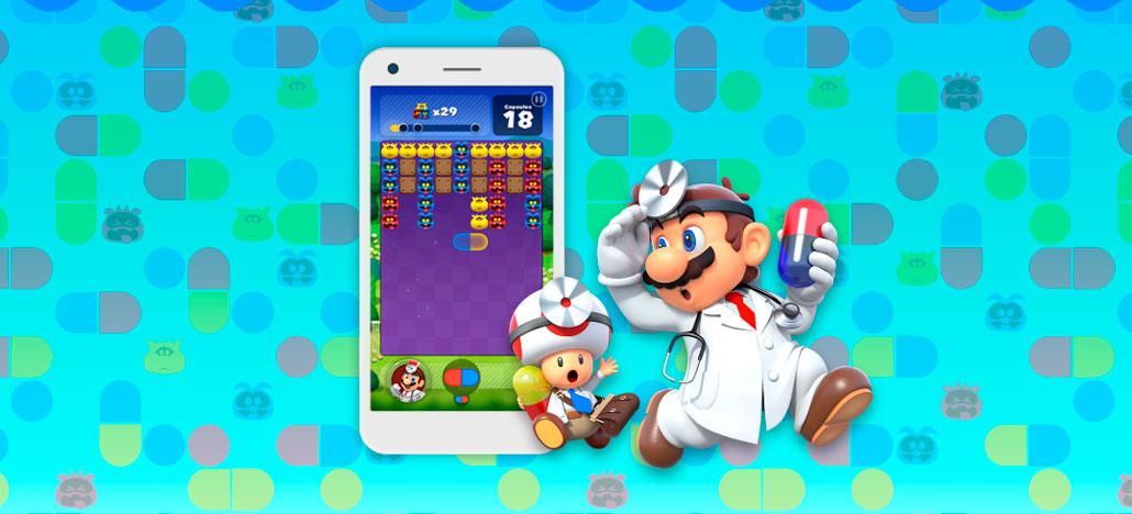 Dr. Mario World é o novo jogo da Nintendo para Android e iOS; Veja o gameplay