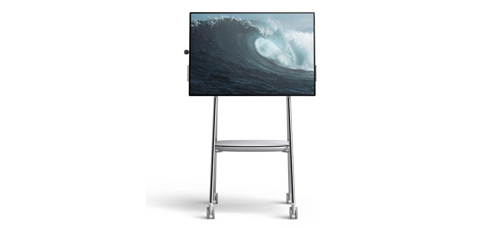 Microsoft apresenta o Surface Hub 2, que será lançado em 2019