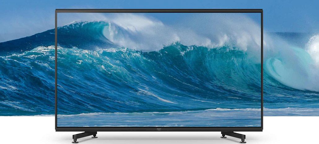 TV de 8K com 98'' da Sony chega na Europa em junho por € 80.000