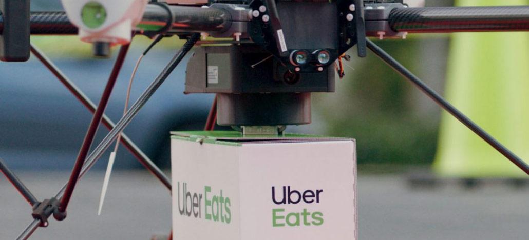 Uber Eats vai testar drones entregadores em San Diego nos próximos meses