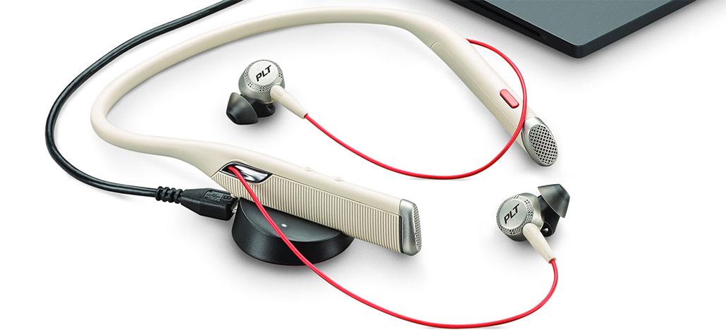 Plantronics apresenta headset Voyager 6200 UC
