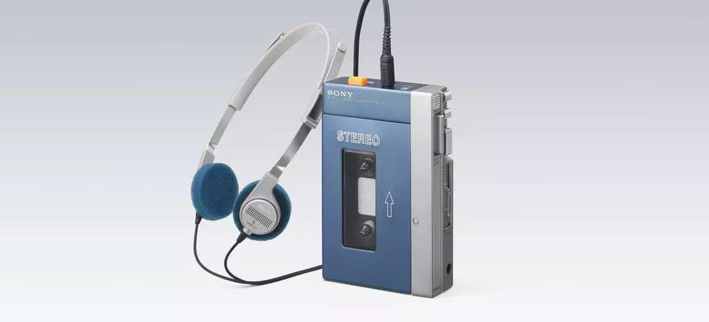 Walkman completa 40 anos