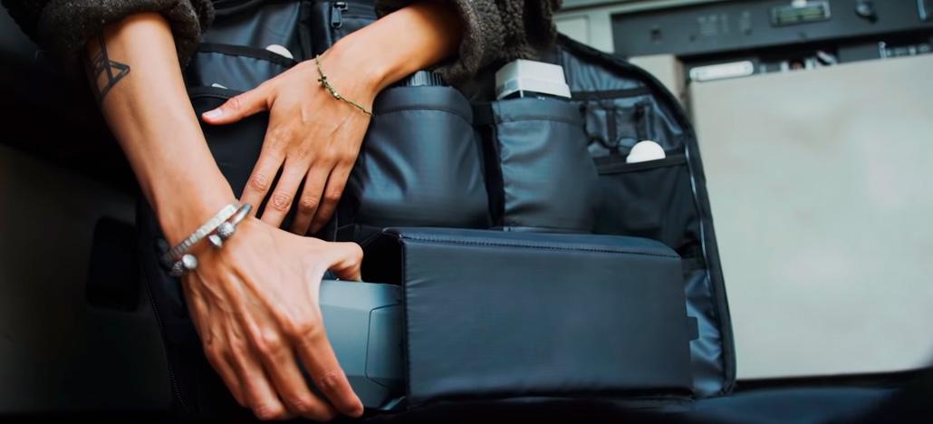 Financiamento coletivo para mochila DUO Daypack arrecada US$278 mil no primeiro dia