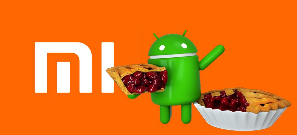 Lista de atualização para o Android 9 Pie da Xiaomi inclui Redmi 6A, Mi MIX 2, Mi 6 e mais