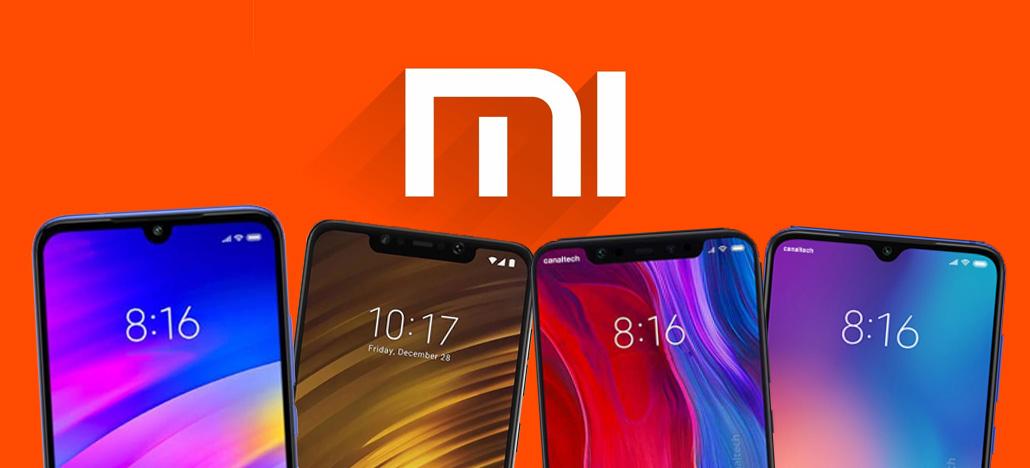Loja online da Xiaomi já vende Mi 9, Mi 8, Pocophone F1, Redmi 7 e outros