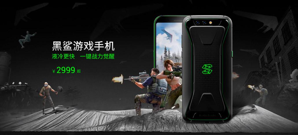 Black Shark, smartphone gamer da Xiaomi, será lançado internacionalmente