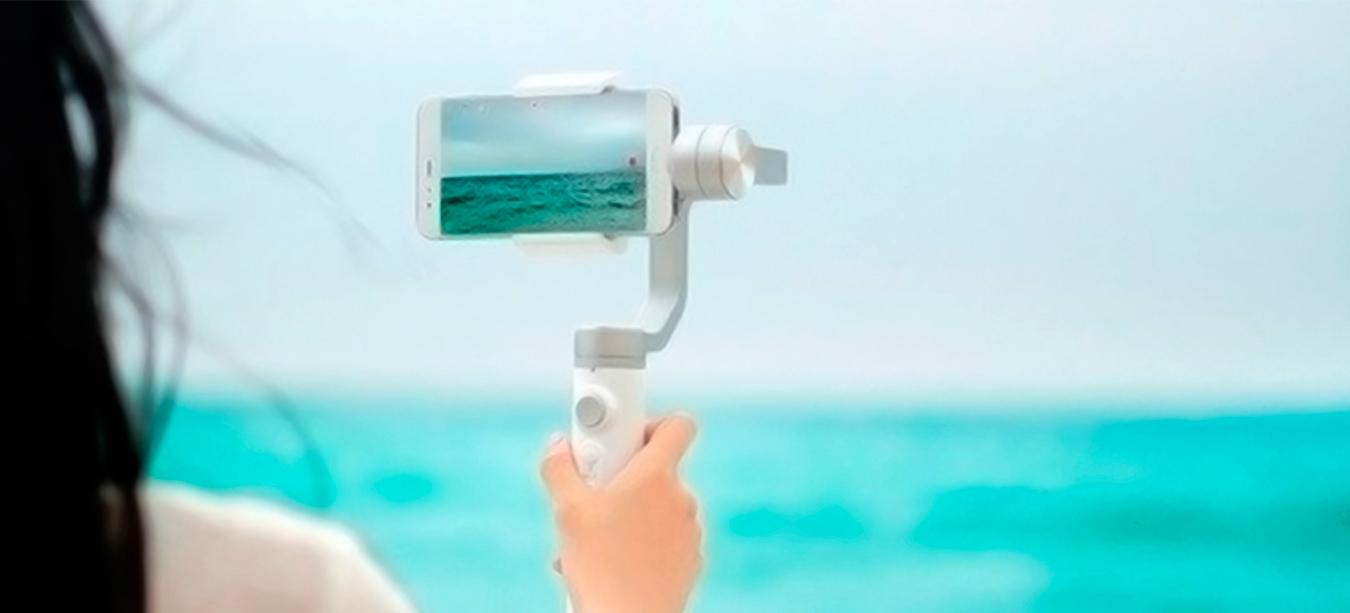 Análise: Xiaomi Mijia Gimbal - Estabilizador de filmagem para smartphones