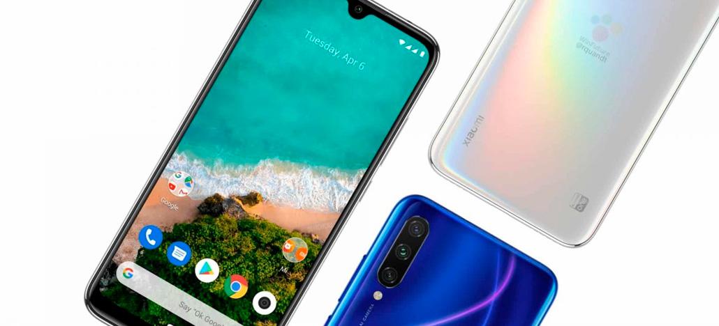 Xiaomi Mi A3 é oficial! Smartphone foi anunciado com duas versões e Snapdragon 665