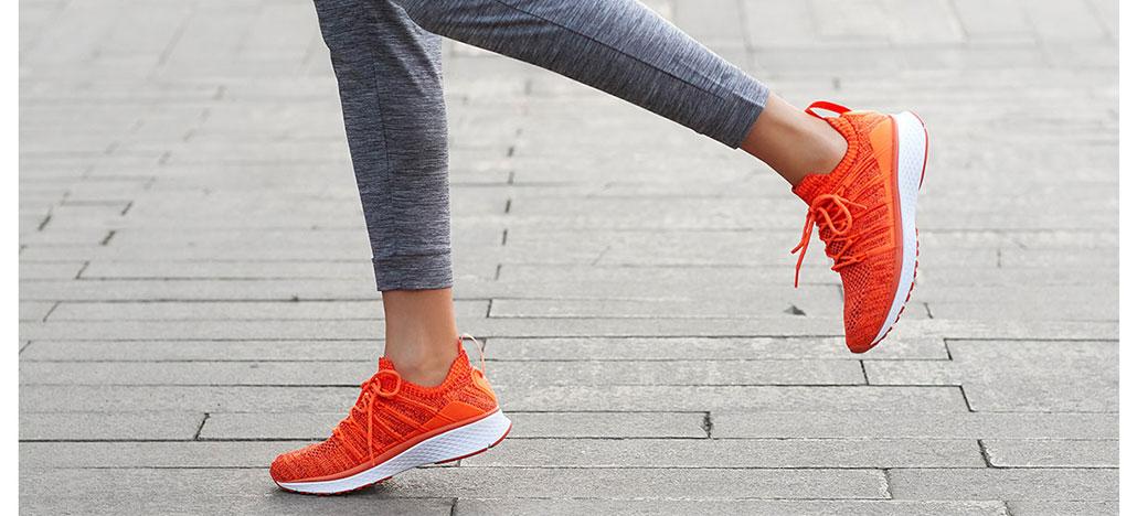Xiaomi lança tênis Mi Smart Sneakers 2 por US$ 31