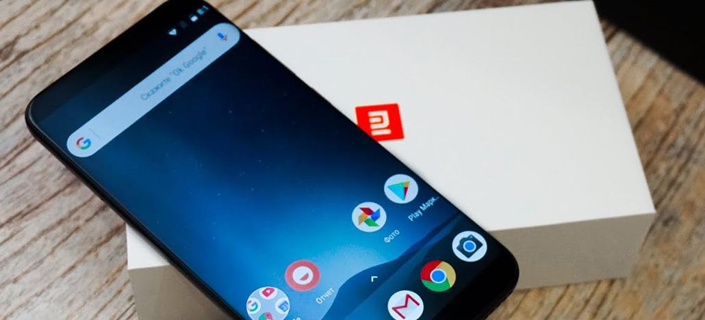 O Android 9.0 Pie está chegando para aparelhos Xiaomi Mi A1